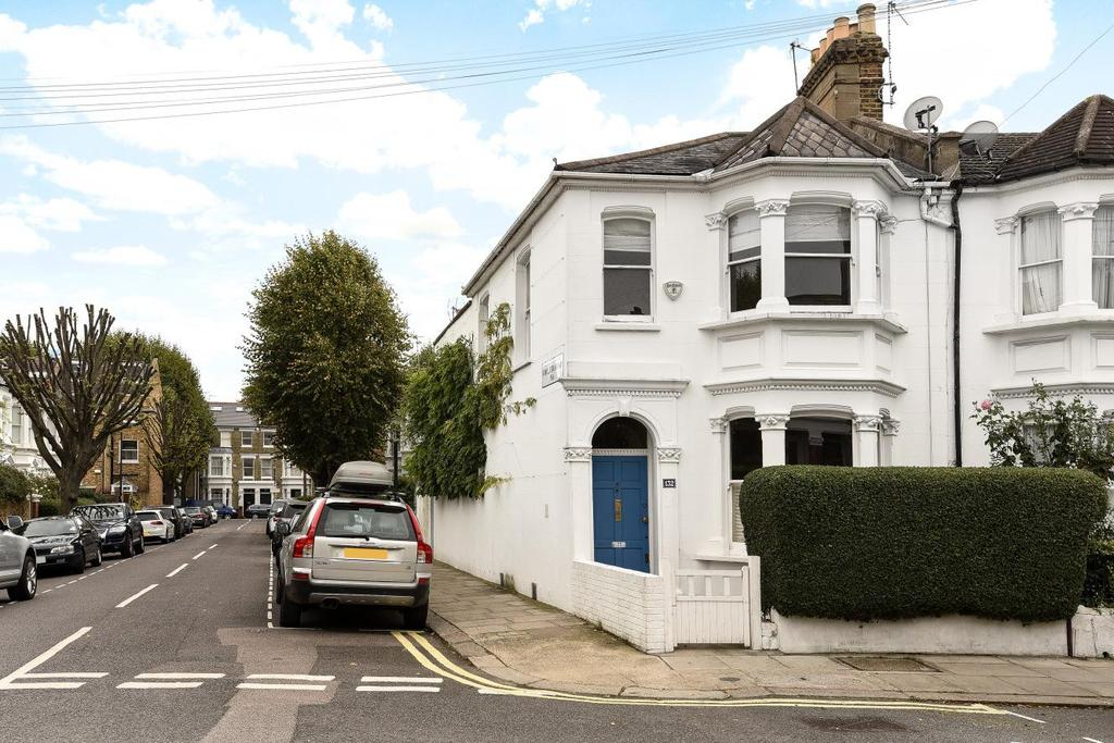 3 Bedrooms Terraced House for sale in Iffley Road, Brackenbury Village, Hammersmith