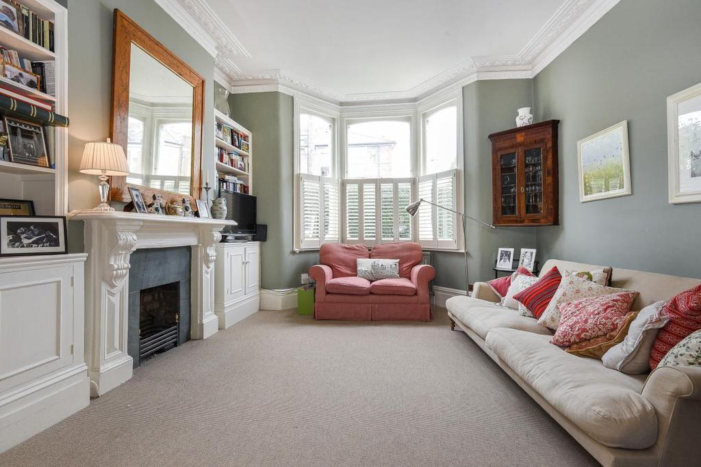 3 Bedrooms Terraced House for sale in Iffley Road, Brackenbury Village, Hammersmith