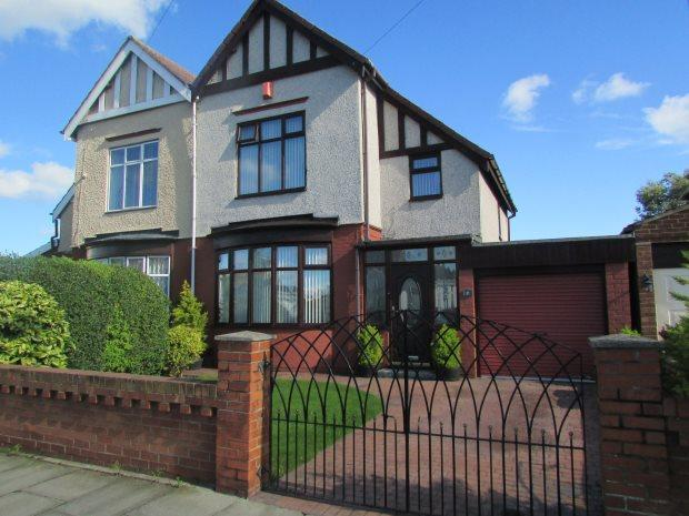 3 Bedrooms Semi Detached House for sale in CALEDONIAN ROAD, STOCKTON ROAD, HARTLEPOOL