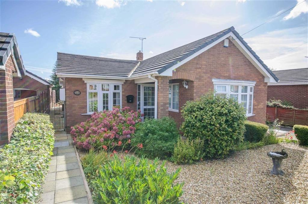 3 Bedrooms Detached Bungalow for sale in Burton Drive, Higher Kinnerton, Flintshire, Near Chester