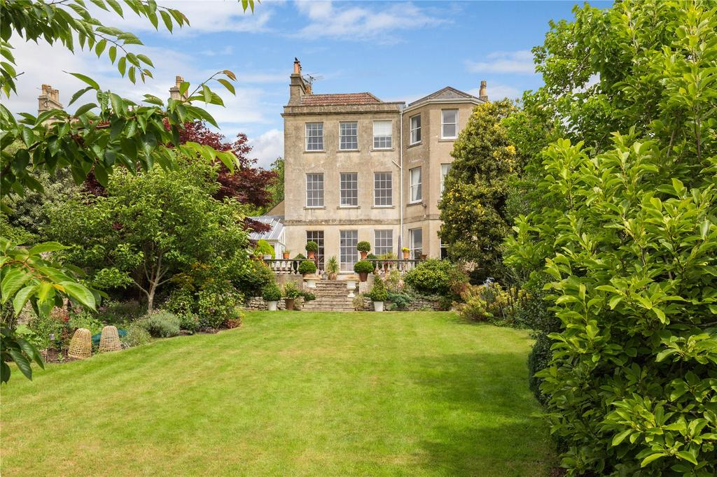 6 Bedrooms Unique Property for sale in Sion Hill, Bath, Somerset, BA1