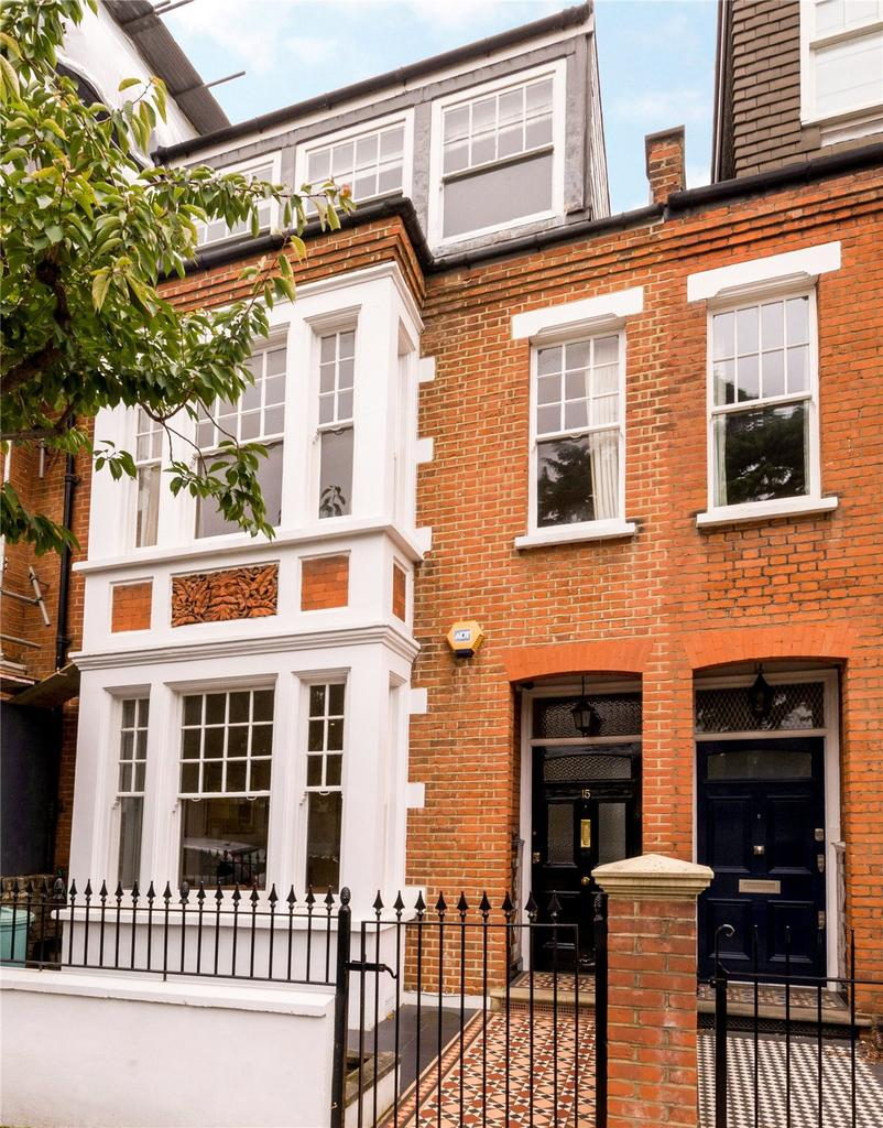 5 Bedrooms Terraced House for sale in Balmuir Gardens, Putney, London, SW15