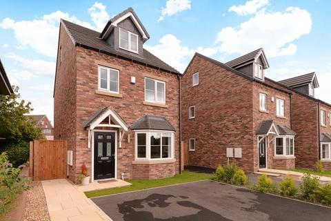 4 bedroom detached house for sale - PLOT 1 CRICKETERS VIEW, GARFORTH LS25 2AF