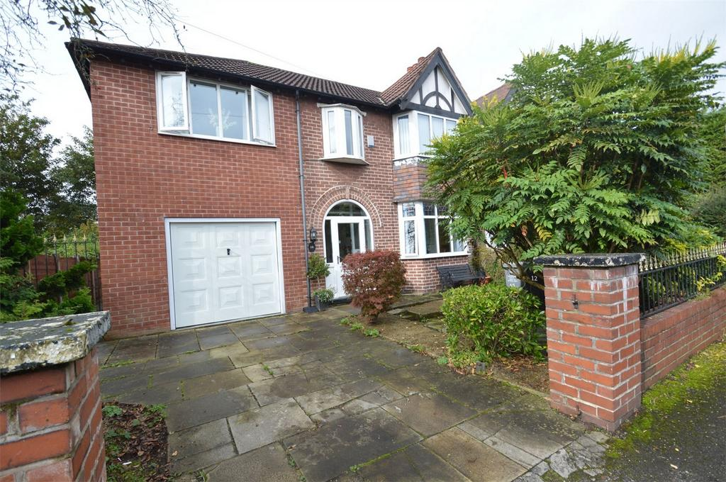 4 Bedrooms Semi Detached House for sale in Cranston Drive, SALE, Cheshire