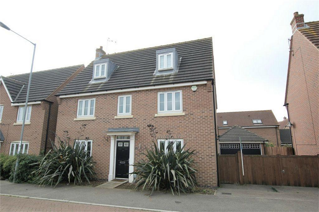5 Bedrooms Detached House for sale in Ruskin Way, Brough, East Riding of Yorkshire