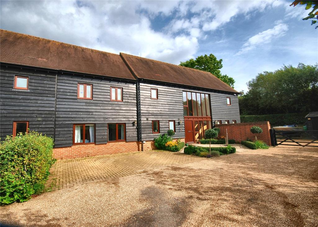 5 Bedrooms House for sale in Forest Edge, Downton, Salisbury, Wiltshire, SP5