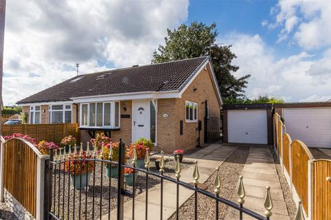 2 bedroom semi-detached bungalow for sale - Beaverdyke, Clifton, YORK