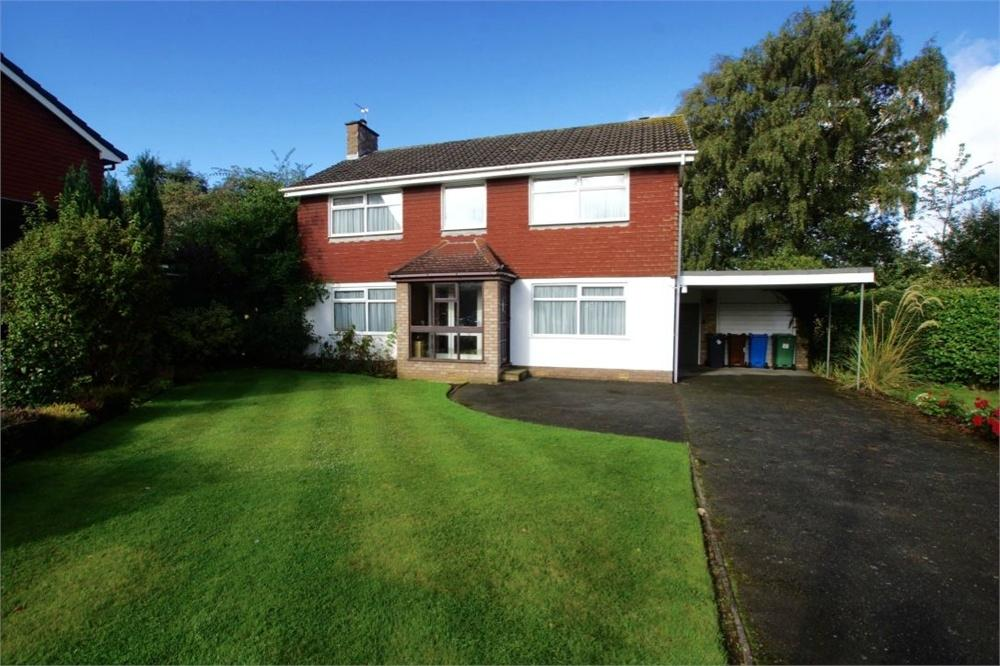 3 Bedrooms Detached House for sale in Whitewood Close, Lytham, Lancashire