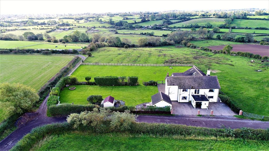 8 Bedrooms Country House Character Property for sale in Rosedene House, Viewley Hill Farm, Nr Wolviston, Stockton-on-tees