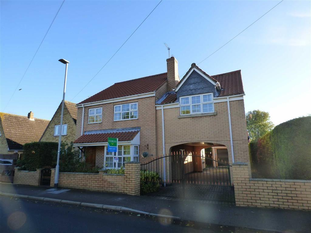 5 Bedrooms Detached House for sale in Thimblehall Lane, Newport