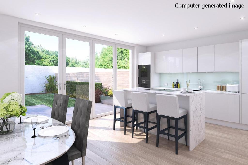 4 Bedrooms Town House for sale in Morris House, Fortis Green Avenue, Muswell Hill