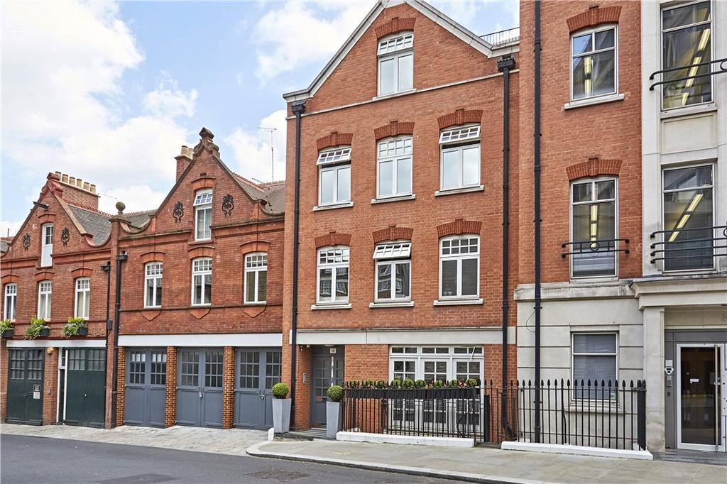 3 Bedrooms Flat for sale in Bourdon Street, Mayfair, London, W1K