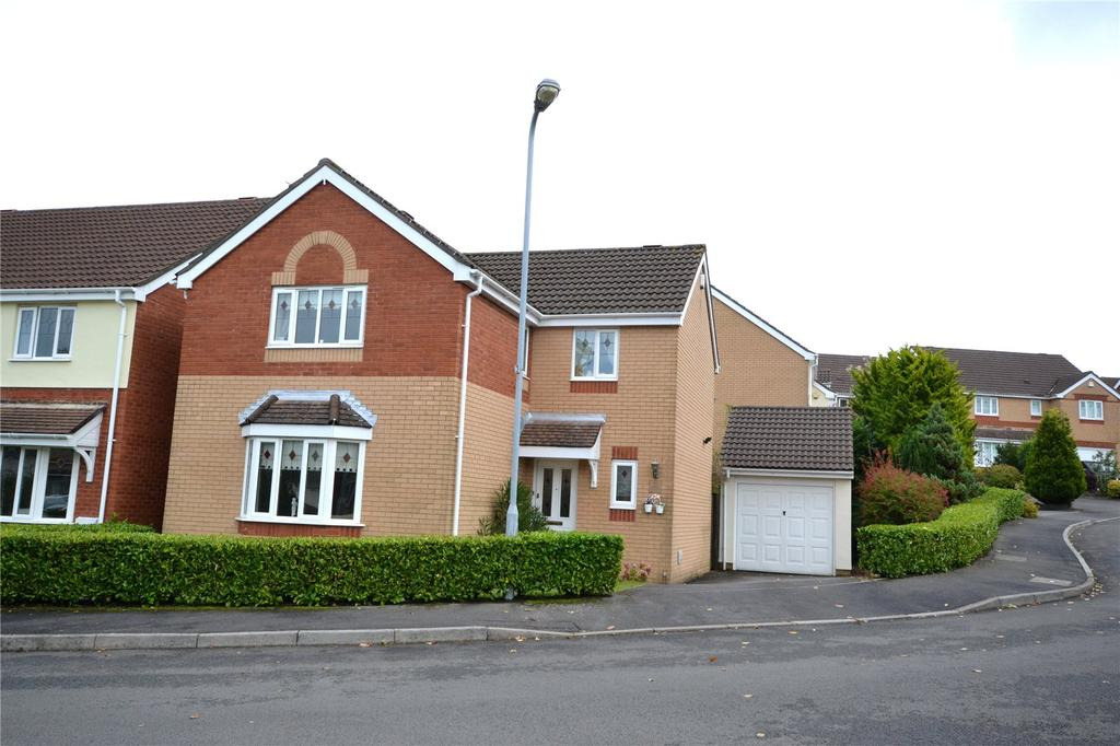 4 Bedrooms Detached House for sale in Borage Close, Pontprennau, Cardiff, CF23