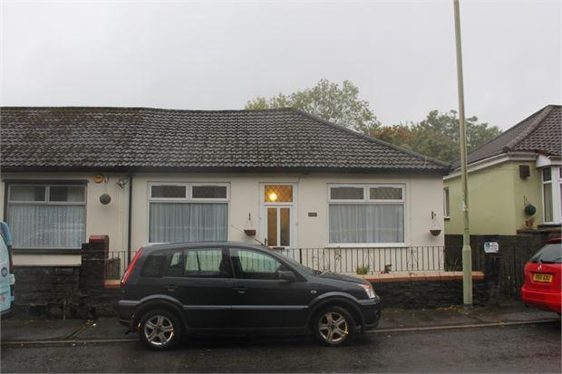 2 Bedrooms Bungalow for sale in Tyntyla Avenue, Ystrad, Rhondda Cynon Taff. CF41 7SE