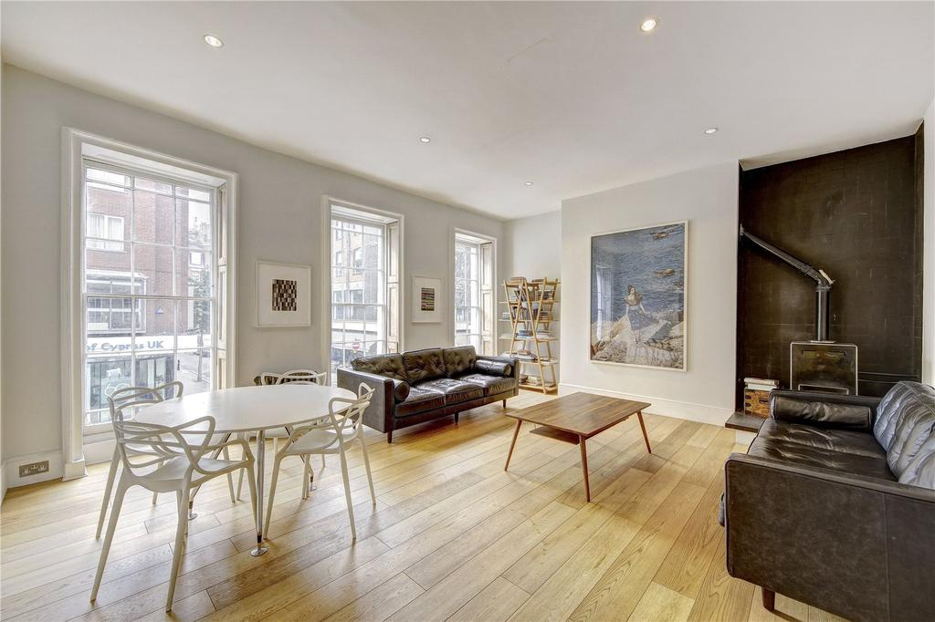 5 Bedrooms Town House for sale in Charlotte Street, Fitzrovia, W1T
