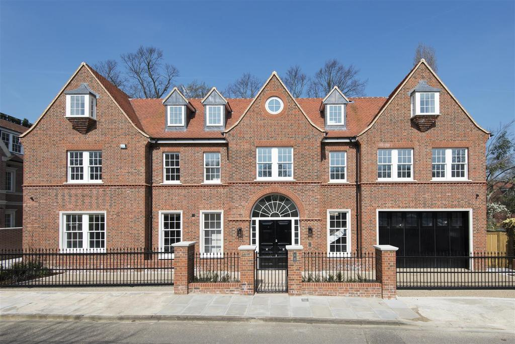 6 Bedrooms Detached House for sale in The Bishops London, N2