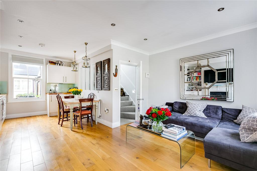 2 Bedrooms Flat for sale in Sherbrooke Road, Fulham