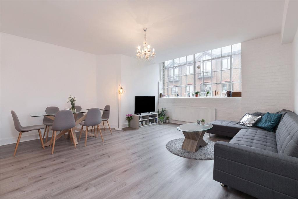 1 Bedroom Flat for sale in Goswell Road, Islington, London