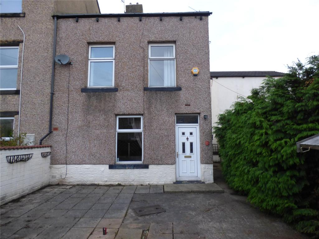 2 Bedrooms End Of Terrace House for sale in Craven Lane, Gomersal, BD19