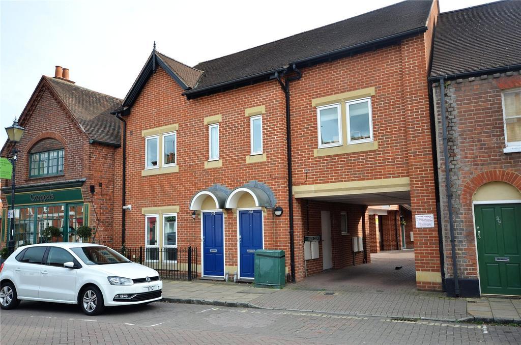 1 Bedroom Maisonette Flat for sale in Angel Court, High Street, Theale, Reading, RG7
