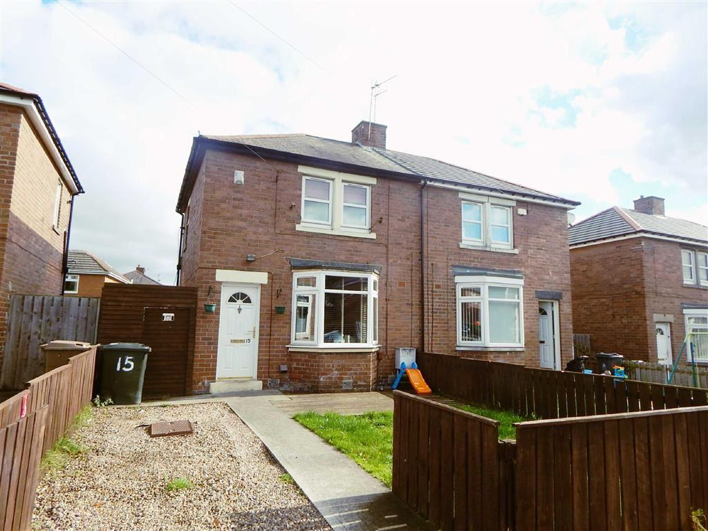 2 Bedrooms Semi Detached House for sale in Stead Street, Howdon, Tyne And Wear, NE28