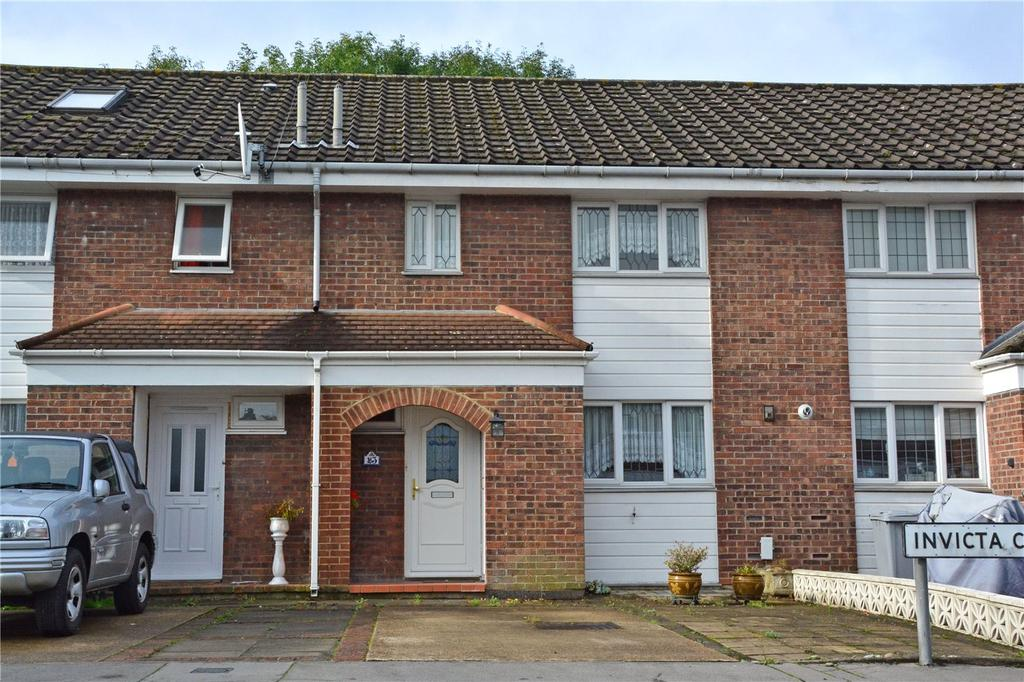3 Bedrooms Terraced House for sale in Invicta Close, Chislehurst, BR7