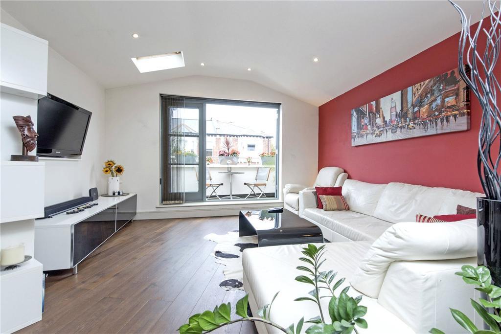 2 Bedrooms Maisonette Flat for sale in Shorrolds Road, London, SW6
