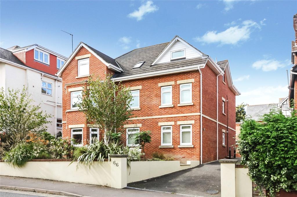 1 Bedroom Flat for sale in Alumhurst Road, Alum Chine, Bournemouth, Dorset, BH4