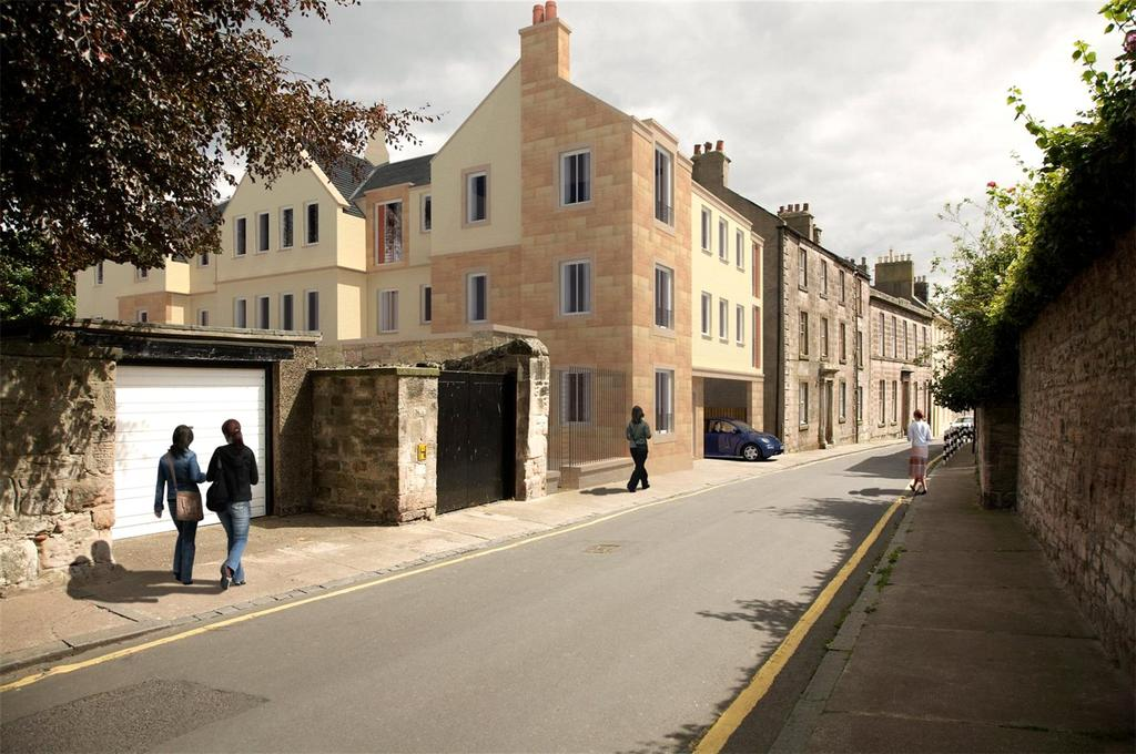 2 Bedrooms Apartment Flat for sale in Apartments 1-9, Ravensdowne, Berwick-upon-Tweed, Northumberland
