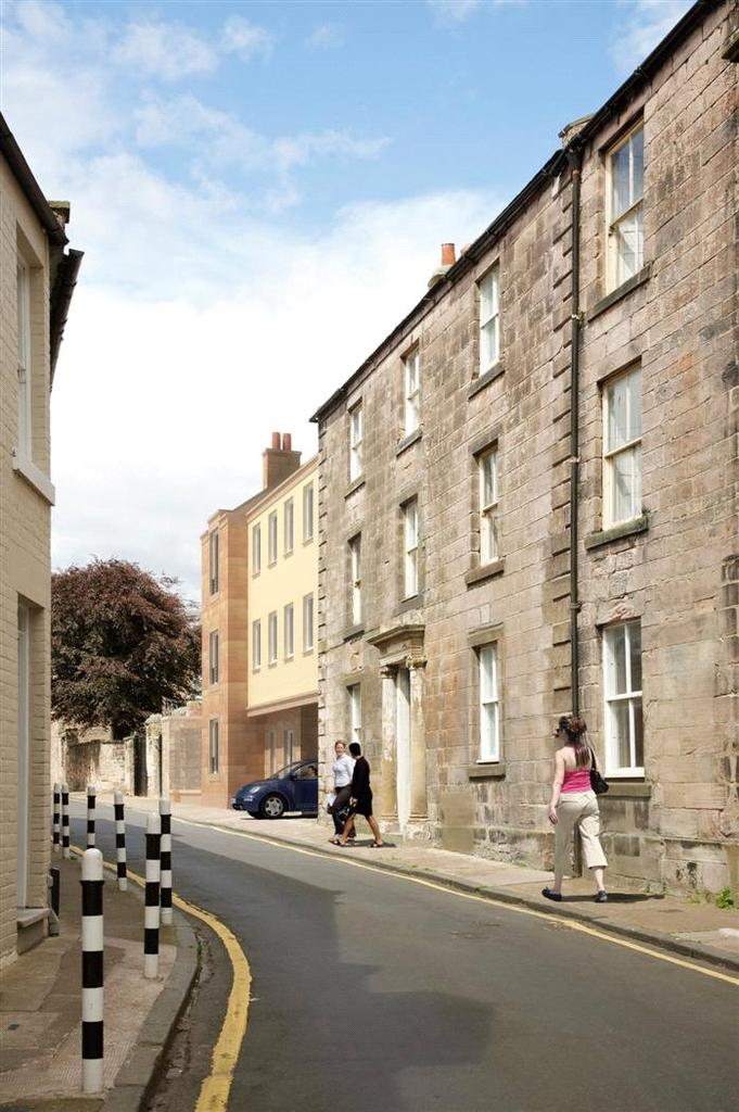 4 Bedrooms House for sale in The Townhouse, Ravensdowne, Berwick-upon-Tweed, Northumberland