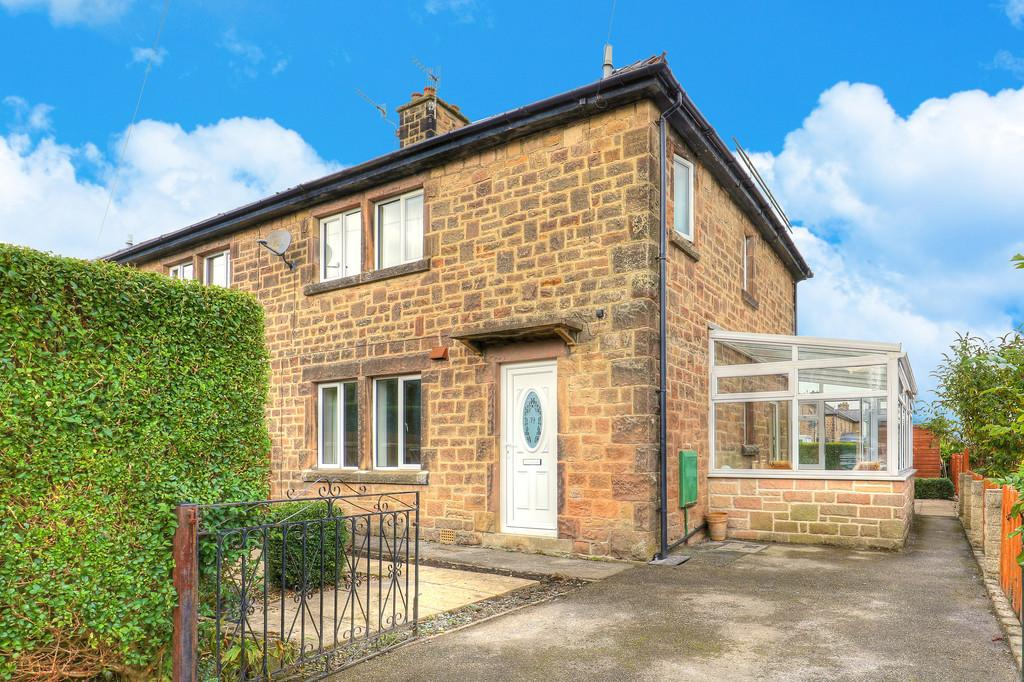 3 Bedrooms Semi Detached House for sale in Burton Edge, Bakewell