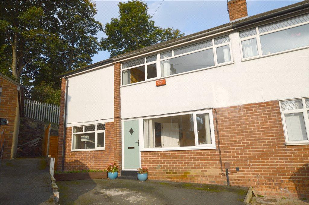 4 Bedrooms Terraced House for sale in Hough End Close, Bramley, Leeds