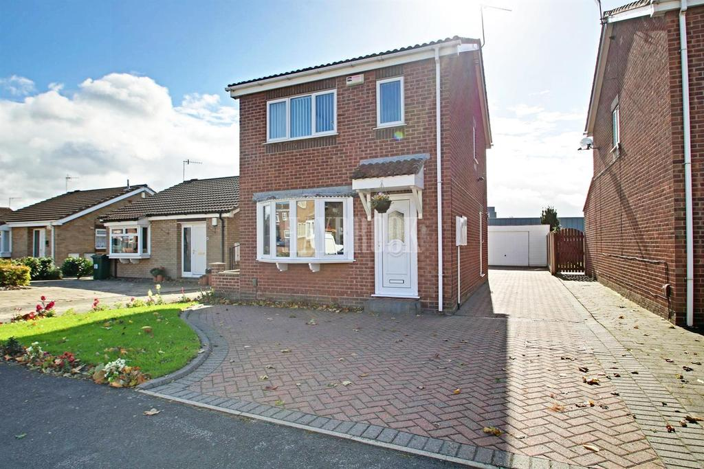 3 Bedrooms Detached House for sale in Boundary Green, Rawmarsh