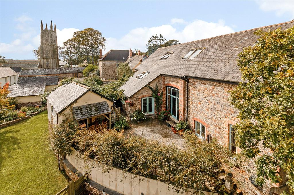 4 Bedrooms Detached House for sale in Sampford Courtenay, Okehampton, Devon