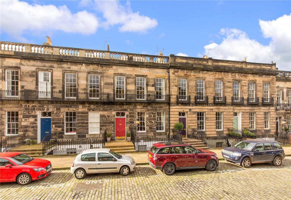 5 Bedrooms Terraced House for sale in 12 Danube Street, Stockbridge, New Town, Edinburgh, EH4