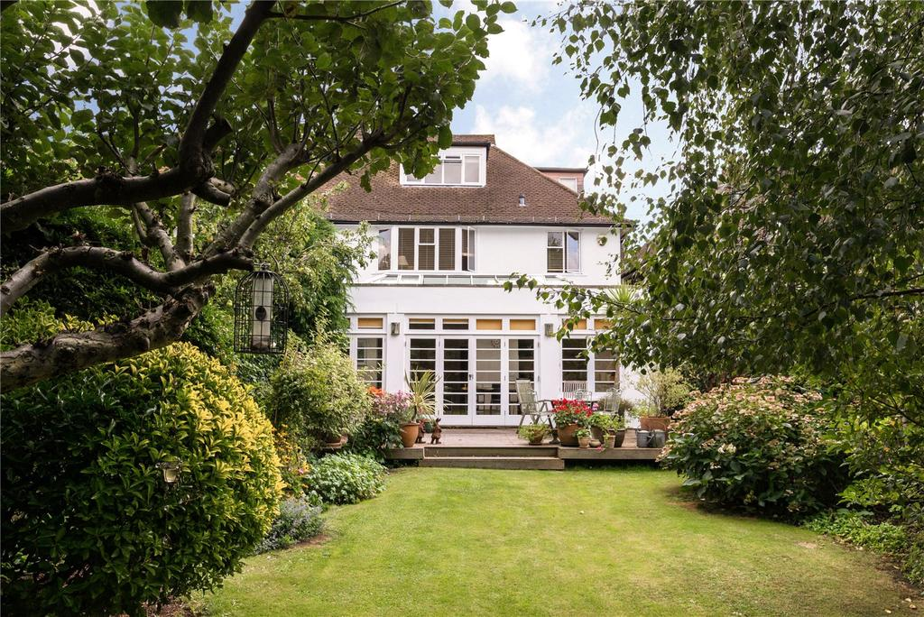 5 Bedrooms Terraced House for sale in Burntwood Grange Road, London, SW18
