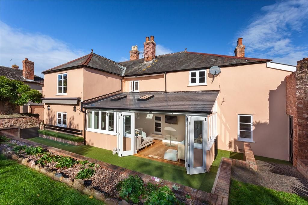 6 Bedrooms Detached House for sale in Long Street, Williton, Taunton, Somerset, TA4