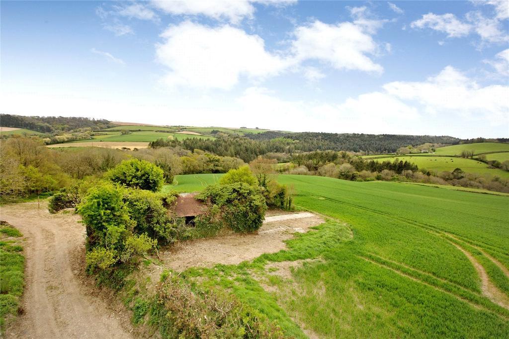 Land Commercial for sale in Old Treboul Farm House, St. Germans, Saltash, Cornwall, PL12