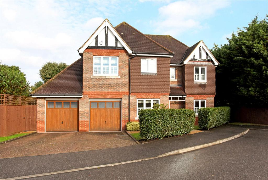 5 Bedrooms Detached House for sale in Ellesmere Close, Datchet, Slough, Berkshire, SL3