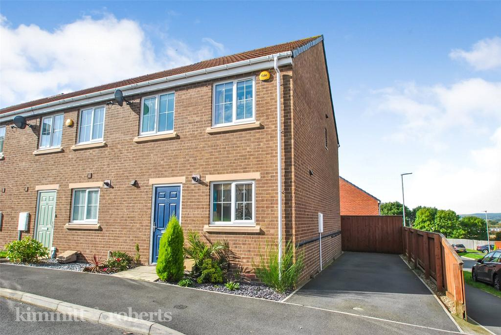 3 Bedrooms End Of Terrace House for sale in Finchale View, West Rainton, County Durham, DH4