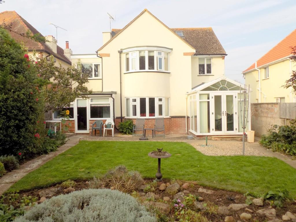 3 Bedrooms Detached House for sale in Barnfield Avenue, Exmouth