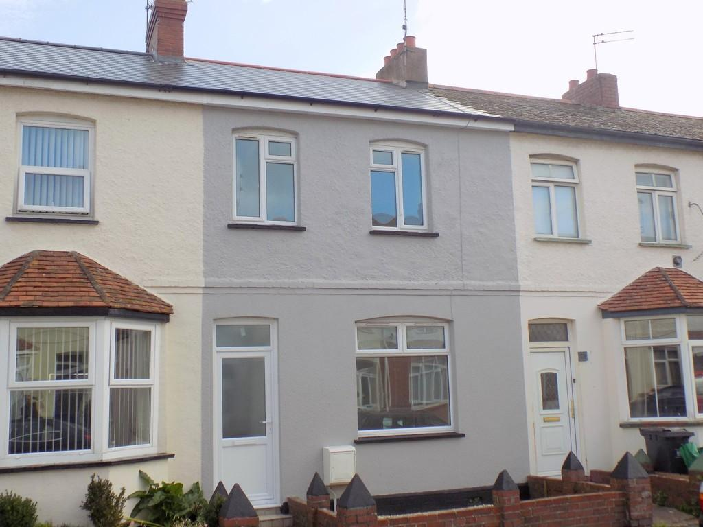 2 Bedrooms Terraced House for sale in Salisbury Road, Exmouth
