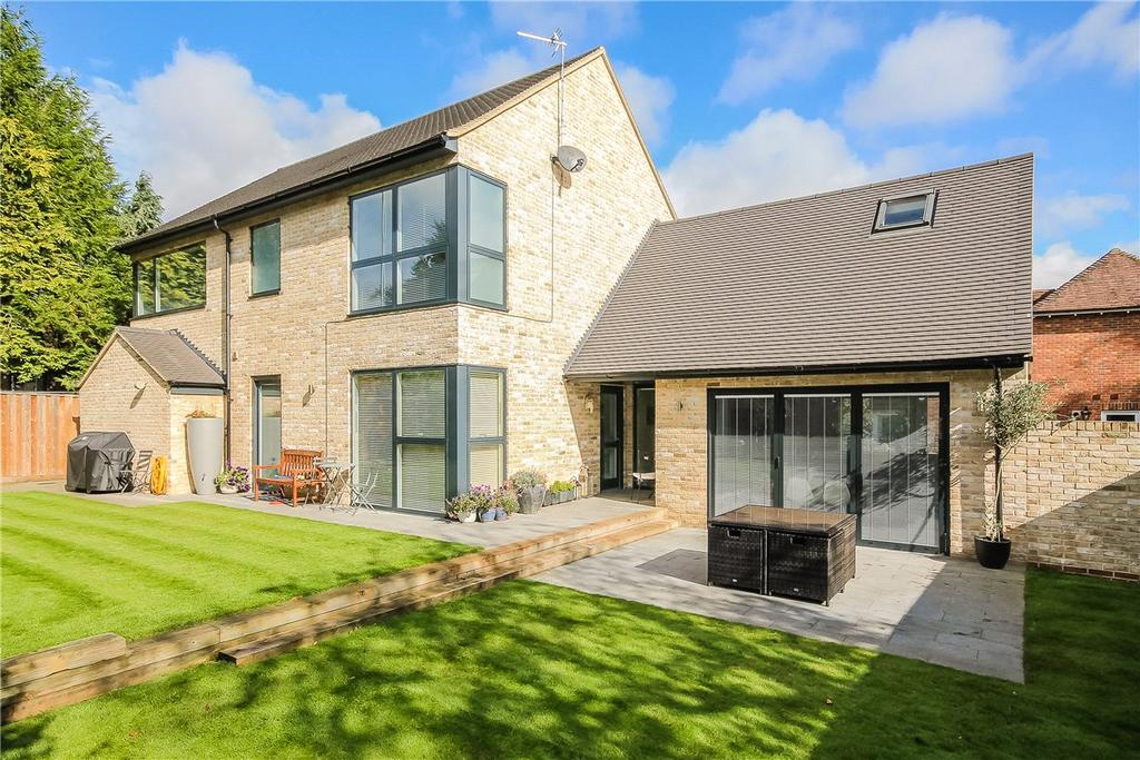 5 Bedrooms Detached House for sale in Bandon Road, Girton, Cambridge, CB3