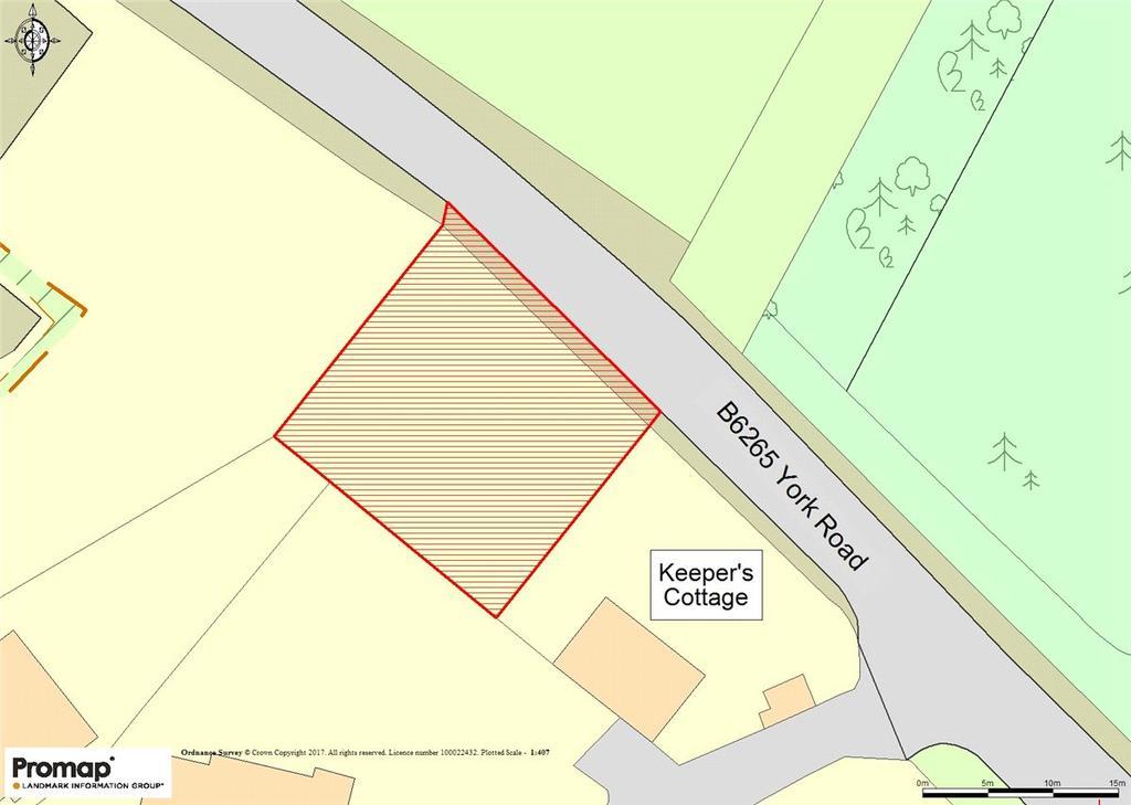 Plot Commercial for sale in Residential Development Site, York Road, Boroughbridge, North Yorkshire, YO51