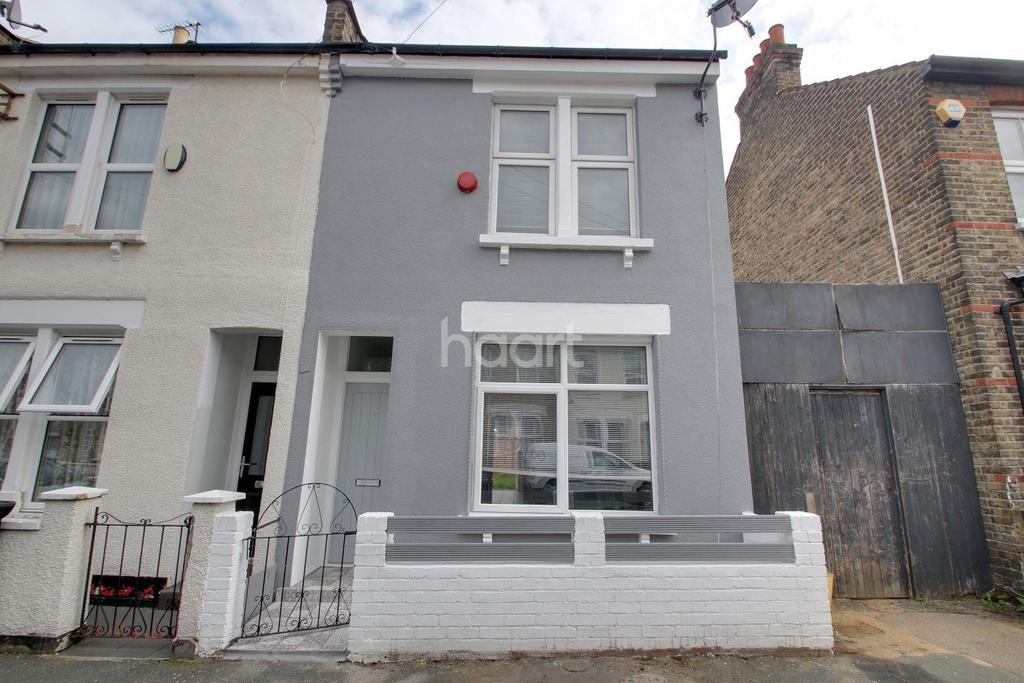 3 Bedrooms End Of Terrace House for sale in Broadway Ave, Croydon, CR0