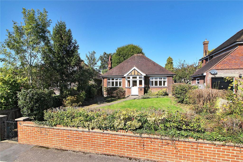 3 Bedrooms Detached Bungalow for sale in Woodland Way, Bidborough, Tunbridge Wells, Kent, TN4
