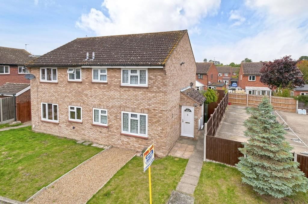 1 Bedroom Semi Detached House for sale in Townsend Road, Snodland