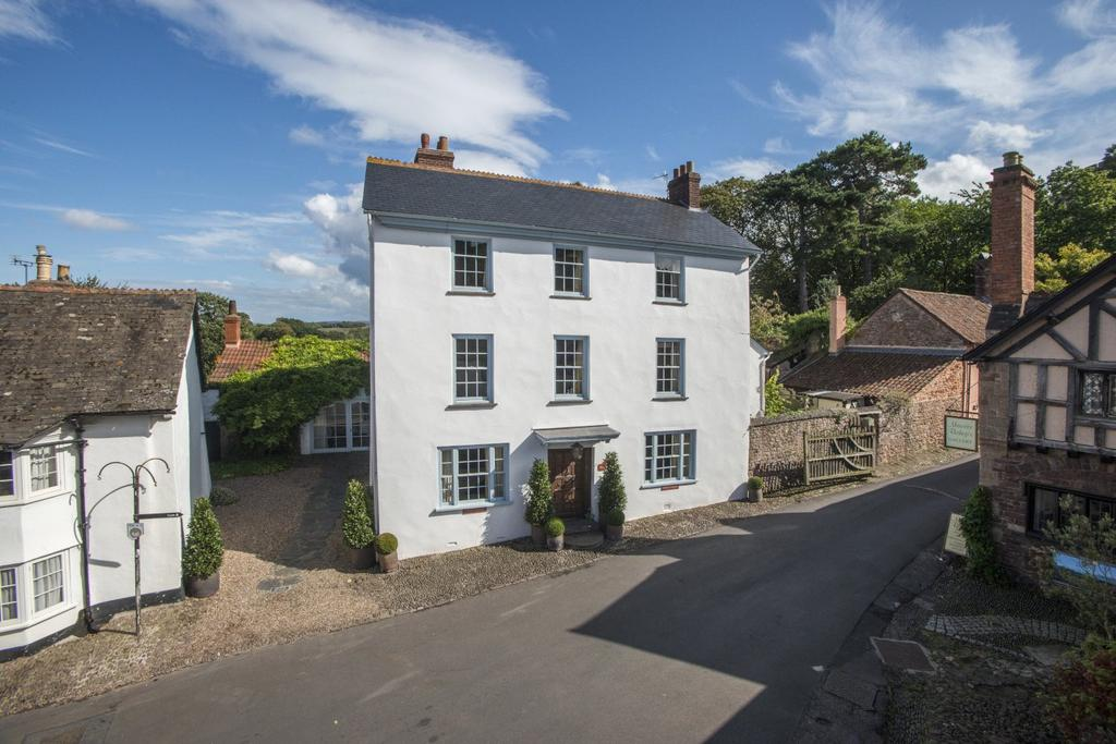 6 Bedrooms Detached House for sale in Castle Hill, Dunster, Minehead, Somerset, TA24
