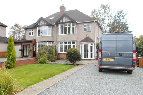3 bedroom semi-detached house to rent - Rochester Road, Earlsdon, Coventry, CV5 6AF