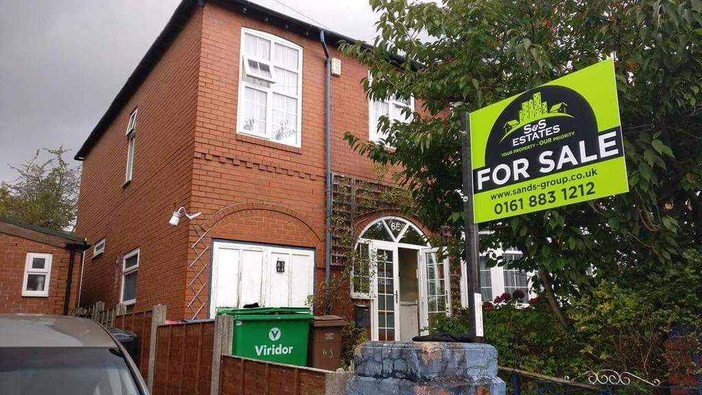 6 Bedrooms Semi Detached House for sale in Stanley Road, Salford M7